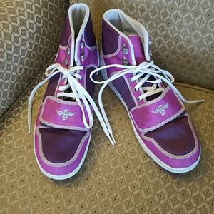 Creative Recreation Other - Men's vibrant sneakers gently used