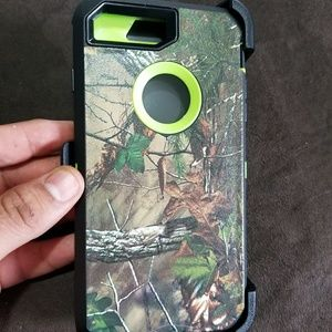 Other - IPhone 7 Heavy duty camo case