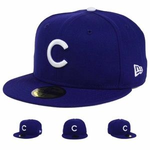 quality design bb070 bdfb4 New Era Accessories - Cubs New Era MLB Rivalry 59FIFTY Baseball Cap