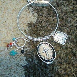 ICON Jewelry - Serenity prayer bracelet