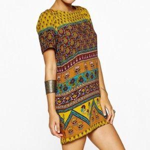 Novella Royale Dresses & Skirts - Novella Royale Roadie Dress in Mustard