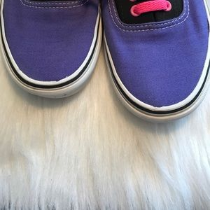 edacae3815f74c Vans Shoes - VANS ERA TRI-TONE BLACK PURPLE PINK SNEAKERS