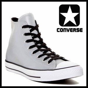 Converse Shoes - ⭐️⭐️ CONVERSE SNEAKERS Stylish Reflective High Top