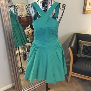 Moda International Dresses & Skirts - Moda international turquoise sundress