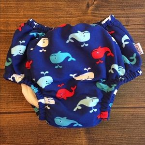 I Play Other - Baby diaper swim cover