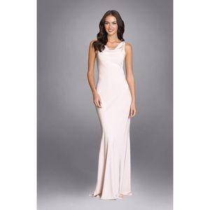 Xscape Dresses & Skirts - Xscape Satin Cowl Neck Gown