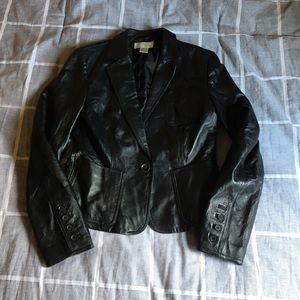 Spiegel Jackets & Blazers - Spiegel women's leather jacket