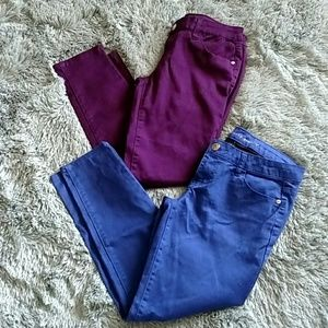 Celebrity Pink Denim - Celebrity Pink Skinny Jeans sz 7