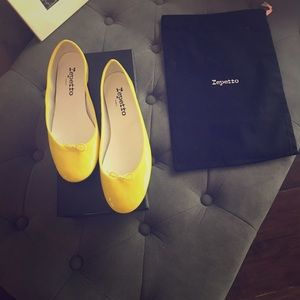 Repetto Shoes - Repetto ballet flats yellow