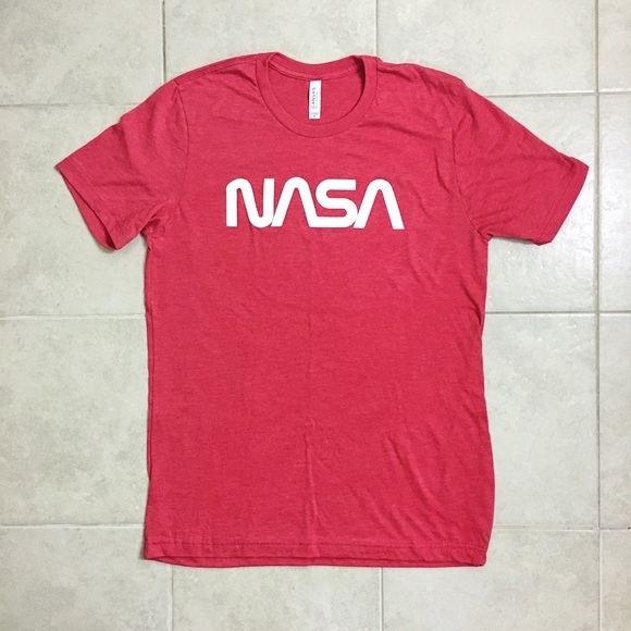 56% off Other - NWOT NASA tshirt tee Red Medium from Mizue's closet on Poshmark
