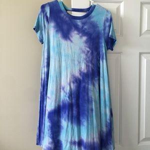 Audrey 3+1 Dresses & Skirts - Tie Dye Dress/Tunic
