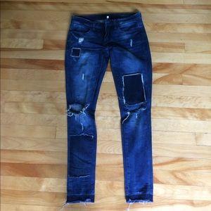 Blank NYC Denim - SALE Blank NYC Patch Jeans