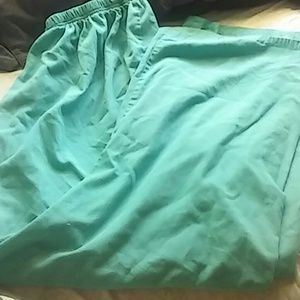 Pants - Seafoam green