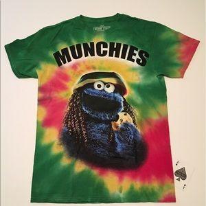 Sesame Street Other - Sesame Street 🍪Cookie Monster🍪 Munchies Tee