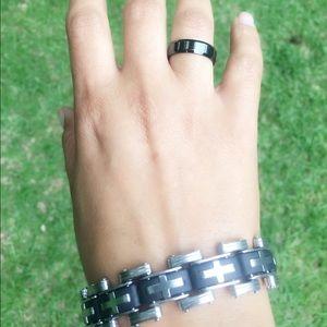 Evolving Always Jewelry - 🆕Titanium Stainless Steel Band Black