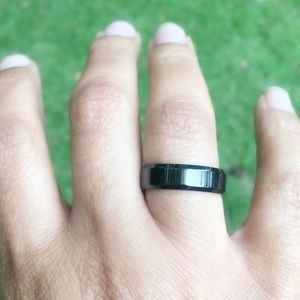 🆕Titanium Stainless Steel Band Black