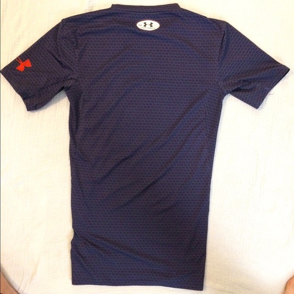 80 off under armour other under armour heat gear for Under armour heat gear button down shirt