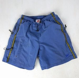 Speedo Other - 90's Vintage Speedo Nylon Swim Shorts Chubbies