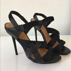 LAMB Shoes - LAMB sexy black highheel sandals