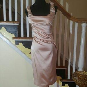 Karen Millen Dresses & Skirts - Karen Millen Pink Champagne Cocktail Dress