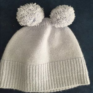 Bloomingdale's Other - Bloomingdale's Cashmere Baby Hat