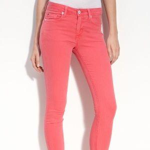 Hudson Jeans Denim - Hudson Nico Midrise Skinny Jean