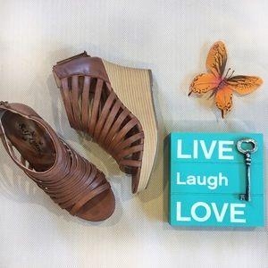 Self Esteem Shoes - Self Esteem trendy wedges