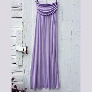Boutique Dresses & Skirts - 🌞 Lavender Strapless Sundress Maxi