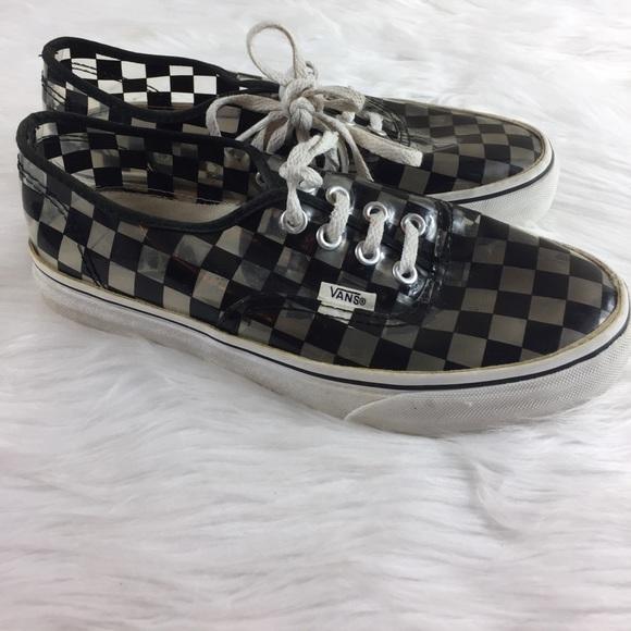 a87abd772de4 Vans Shoes - Checkered flag Race Vans unisex men s 5.5.