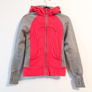 Lululemon women's hoodie jacket, size 4