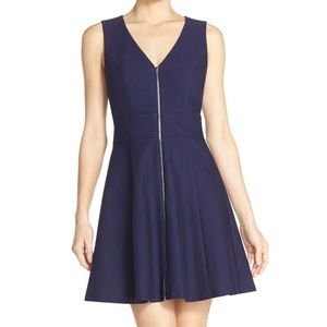 adelyn rae Dresses & Skirts - Back Cutout Fit & Flare Dress