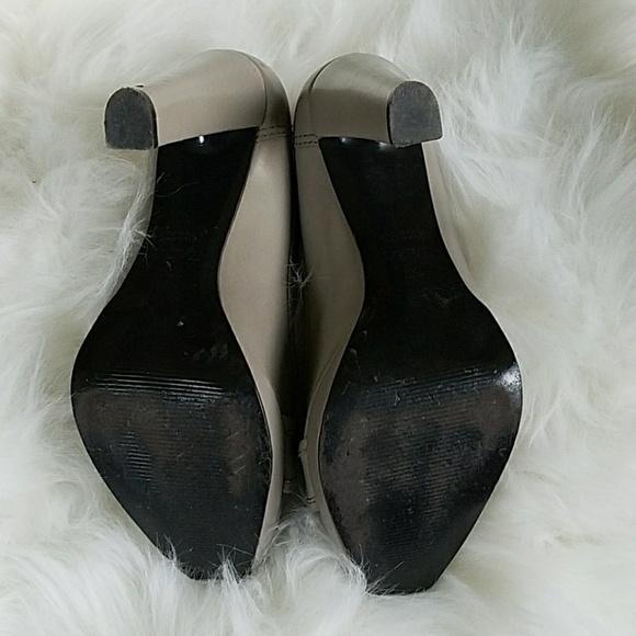 72 zara shoes zara 4 quot chunky heel with 1 2 inch