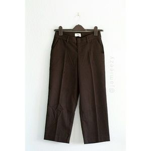 Old Navy | NWT Mid-Rise Straight Crop Pants