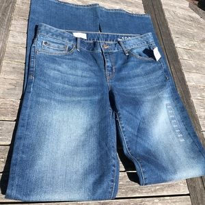 Gap Perfect Boot Jeans 29 L Long 1969 New NWT