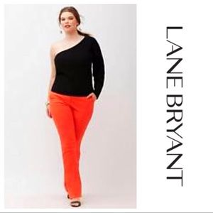 Lane Bryant Sweaters - Lane Bryant Off-the-Shoulder Sweater