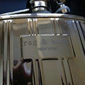 rag & bone Other - Rag & Bone Silver Hip Flask