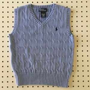 Polo by Ralph Lauren Other - RL Cotton Cable Sweater Vest - 5