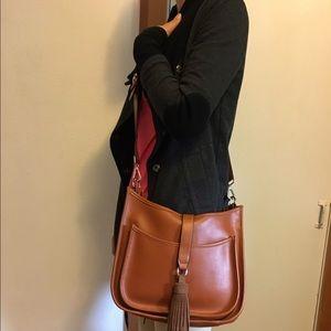 Beautiful Co-lab leather purse
