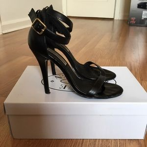 Steve Madden strap heels