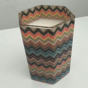 Missoni Scented Soy Candle in Tuscan Sunrise