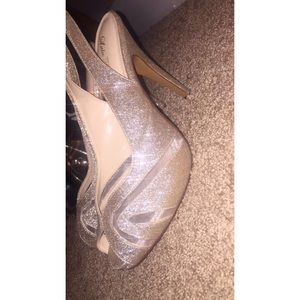 Lulu Townsend Shoes - Beautiful elegant sparkly heels perfect for Prom
