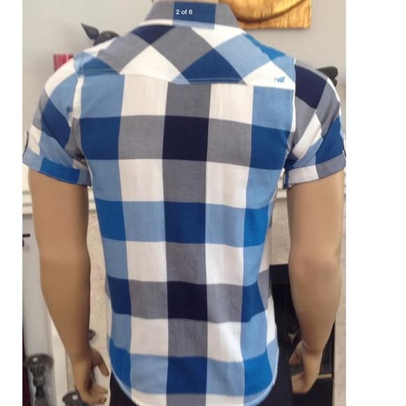 Coastal Coastal Juniors Short Sleeve Shirt Size Junior
