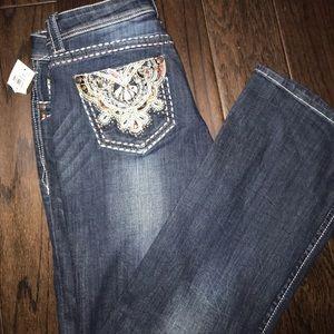 Grace Denim - Grace in LA bootcut jeans