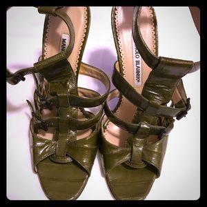 Manolo Blahnik Shoes - 🌟🌟Manolo Blahnik🌟🌟
