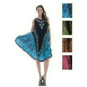 Dresses & Skirts - 🦋 OSFA Jewel Dress🦋