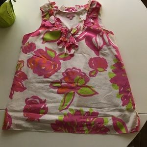 Lilly Pulitzer Hillary Silk Top
