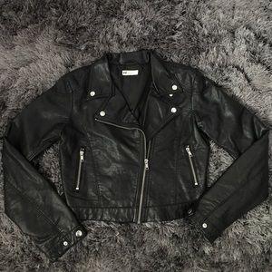 H&M Jackets & Blazers - Biker/Moto jacket