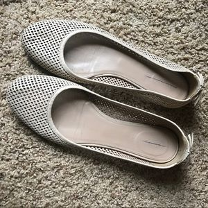 J. Crew Shoes - J.Crew Quorra Perforated Ballet Flats