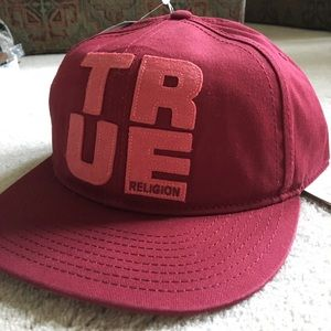 True Religion Other - NWT True Religion snapback