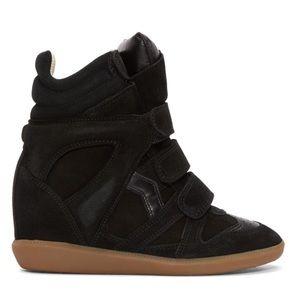 Isabel Marant Becket hidden wedge sneakers